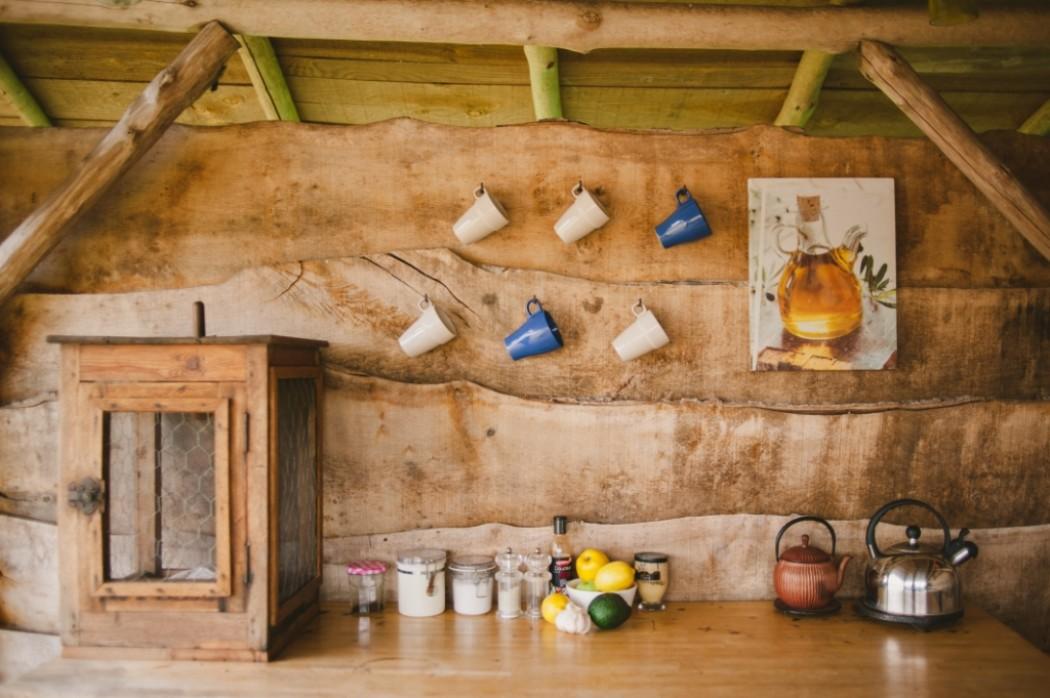 Yurt Hideaways