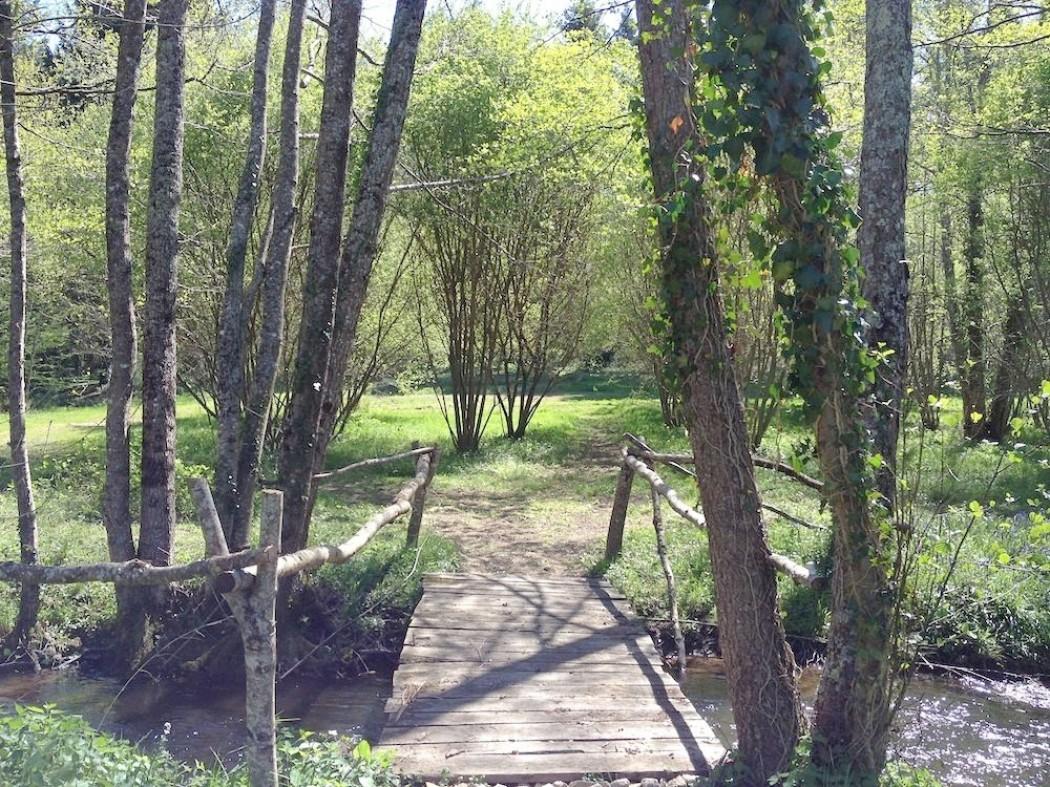 La Maillerie Gites - La Cascade