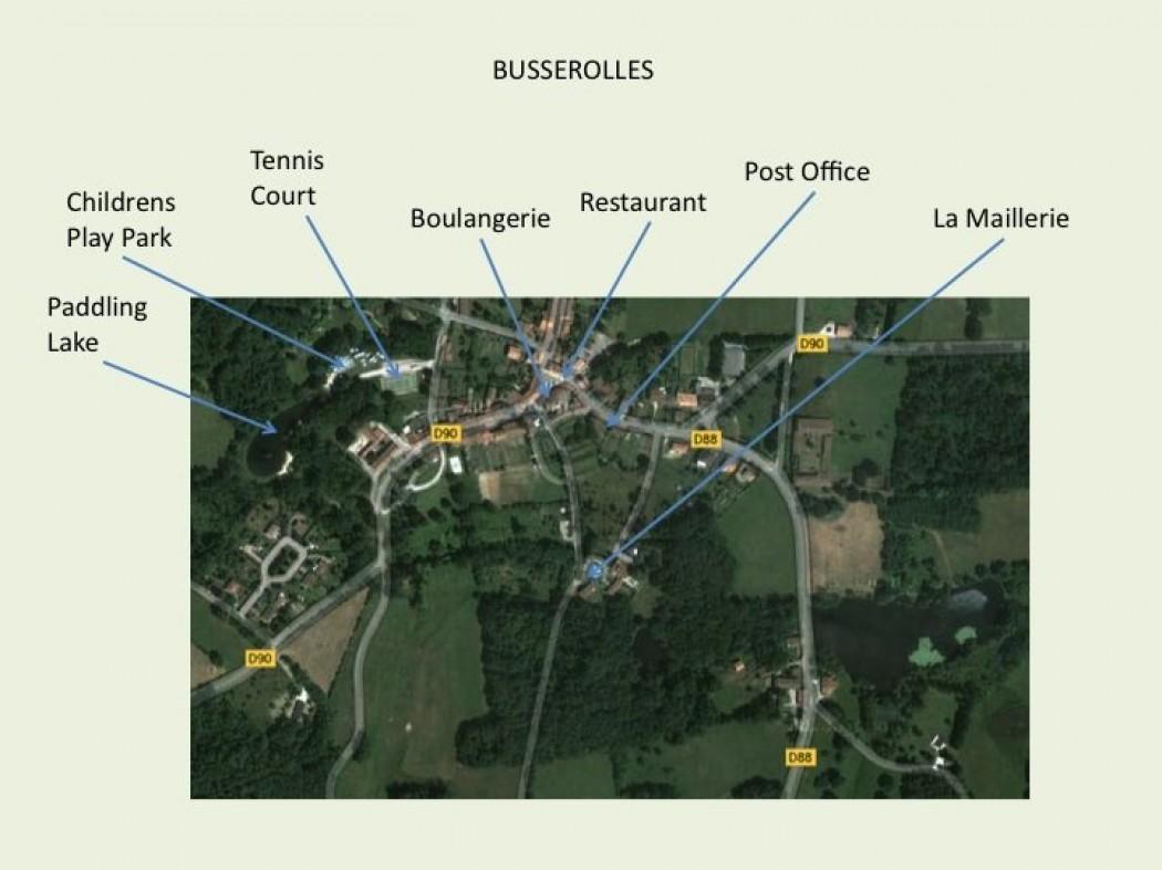 La Maillerie Gites - Le Moulin