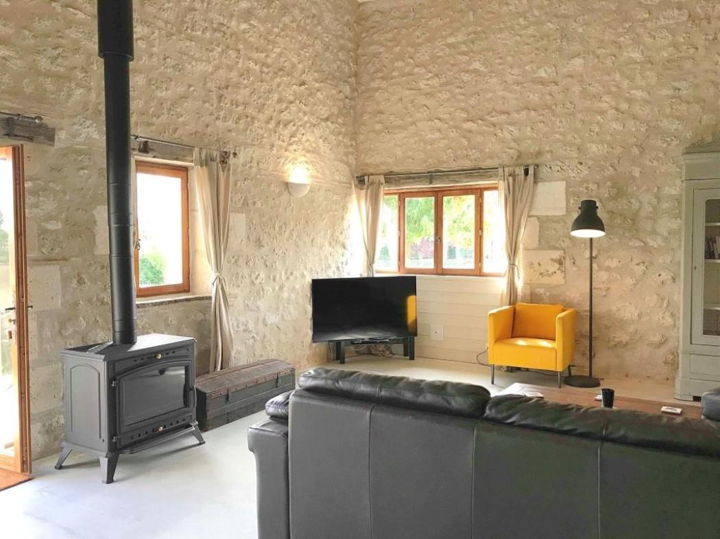 Les Courlis - Barn cottage